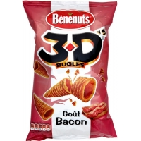 S150G 3D'S BACON BENENUTS