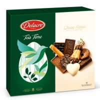 BTE TEA TIME 300G DELACRE
