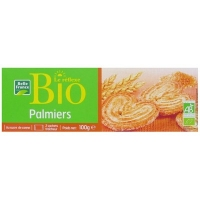 PALMIERS FEUILLTES BIO BF
