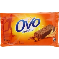 PACK 5BAR.OVOMALTINE CHOC