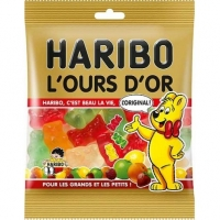 S.OURS D'OR 300G  HARIBO