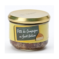 PATE AROMATISE ST NECTAIRE 180G LE CAYROLAIS