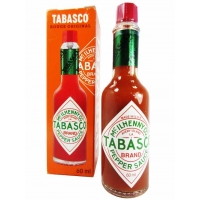SAUCE TABASCO ROUGE 60ML