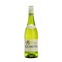 VIN TABLE BLANC LICHETTE