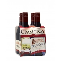 P4X25CL CRAMOISAY ROUGE