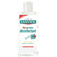 GEL MAIN DESINFECTANT 250 ML