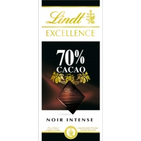 EXCELL.NOIR 70%.100.LINDT