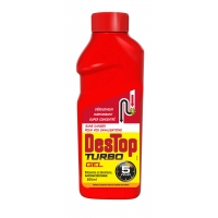DESTOP TURBO GEL 500ML
