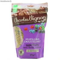 MUESLI FRUITS BIO VIGNON