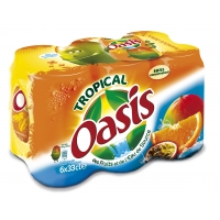 OASIS TROPICAL 6X33CL BTS