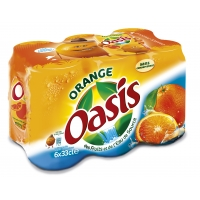 OASIS ORANGE 6X33CL BOITE