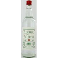 ALCOOL FRUIT 1LITRE 40DG*