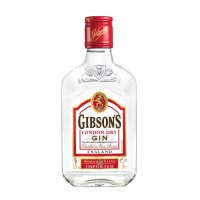FLASK 20CL GIN GIBSON