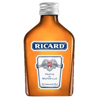 FLASK RICARD 20CL 45DG