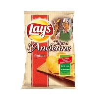 CHIPS LAY'S ANCIENNE 45G