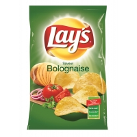 CHIPS BOLOGNAI.130G LAY'S