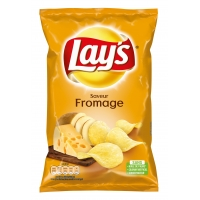 CHIPS FROMAGE 130G  LAY'S