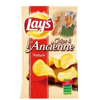CHIPS ANCIENNE 150G LAY'S