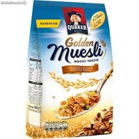 GOLDEN MUESLI NOIX QUAKER