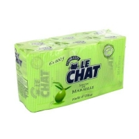 SAV.6X100G LE CHAT OLIVE