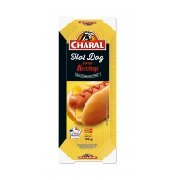 HOT DOG MOUT. X1 CHARAL