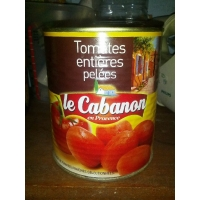 CABANON TOMATES ENTIERES PELEES 4/4