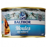 MOULES NATUR.120G BALTHOR