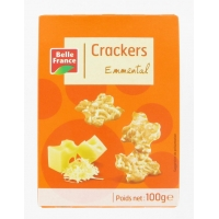 CRACKERS EMMENTAL 100G.BF