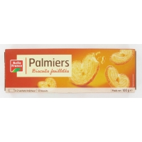PALMIERS FEUILLETES 100BF