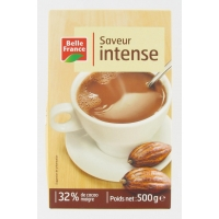 POUDRE CHOCO 32% 500G. BF