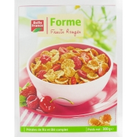 CEREALE FRUIT ROUGE 300BF
