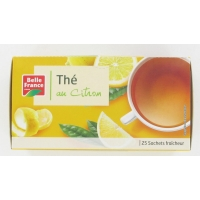 THE CITRON 25 SACHETS  BF
