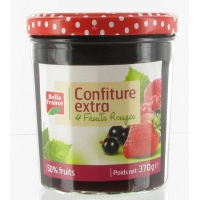 CONF.4FRUIT ROUGE.370G.BF