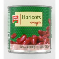 1X2 HARICOTS ROUGES    BF
