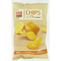 S.CHIPS ANCIENNE 150G. BF
