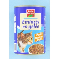 1X2EMINCE POULET CHAT  BF