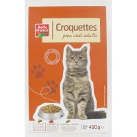 CROQ.POULET CHAT 400G  BF