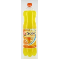 SODA ORANGE PET 1L5    BF