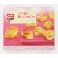 FEUIL.APERITIFX40 425G.BF