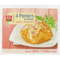 PANIER JAMB.FROM.4X80G.BF