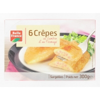 CREPES JAMB.FROMAGX6   BF