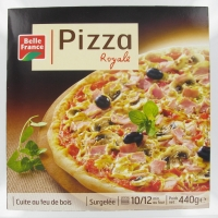PIZZA ROYALE  440G.    BF