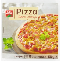 PIZZA JAMB.FROM.350G.  BF