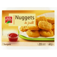 NUGGET POULET 360G     BF