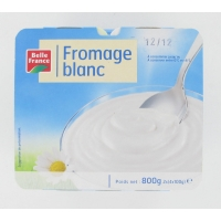 FROMAGE BLC 3,2%8X100G BF