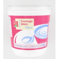 FROMAGE FRAIS KG.0%MG. BF