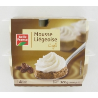 MOUSSE LIEGEOISE CAFEX4BF