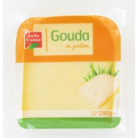 GOUDA PORTION 290G     BF