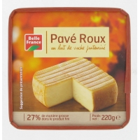 FROMAGE PAVE ROUX 220G BF