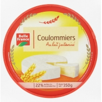 COULOMMIERS 50%MG.350G.BF